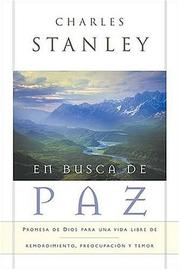 Cover of: En busca de paz