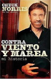 Cover of: Contra viento y marea