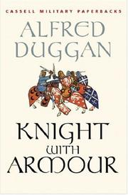 Knight with armour by Alfred Leo Duggan