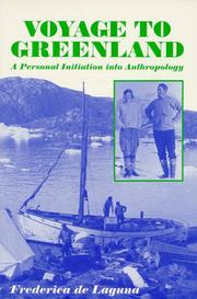 Cover of: Voyage to Greenland