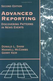 Cover of: Advanced reporting