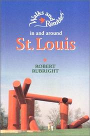 Cover of: Walks and rambles in and around St. Louis