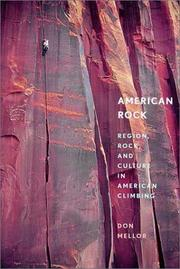 Cover of: American Rock