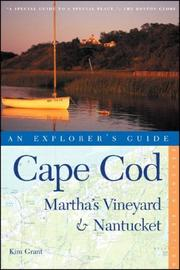 Cover of: Cape Cod, Martha