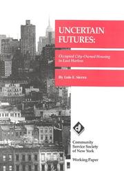 Cover of: Uncertain futures | Luis Francisco Sierra