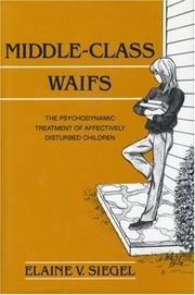 Cover of: Middle-class waifs