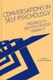 Cover of: Conversations in Self Psychology