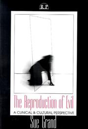 Cover of: The reproduction of evil