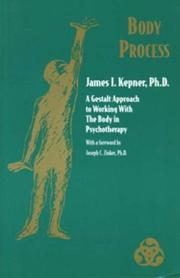 Cover of: Body Process | James I. Kepner