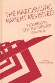 Cover of: The Narcissistic Patient Revisited