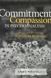 Cover of: Commitment and Compassion in Psychoanalysis