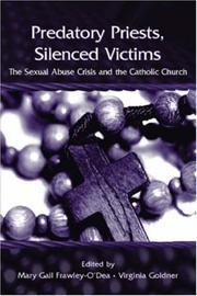 Cover of: Predatory Priests, Silenced Victims |