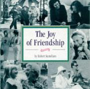 Cover of: The joy of friendship