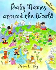Cover of: Baby names around the world