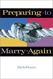 Cover of: Preparing to marry again