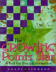 Cover of: The growing points star | Duane M. Gebhard