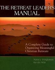 Cover of: The Retreat Leader