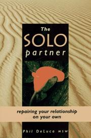 Cover of: The solo partner