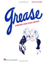 Cover of: Grease | Jim Jacobs, Warren Casey