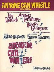 Cover of: Anyone can whistle