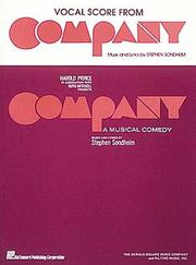 Cover of: Company: A Musical Comedy
