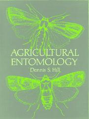 Cover of: Agricultural entomology