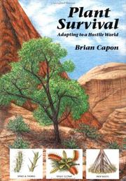 Plant survival by Brian Capon