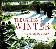 Cover of: The garden in winter | Rosemary Verey