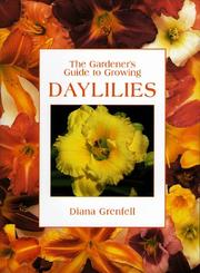 Cover of: The gardener's guide to growing daylilies
