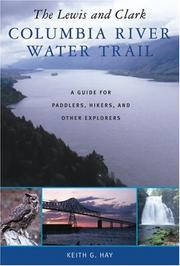 Cover of: The Lewis and Clark Columbia River Water Trail