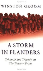 Cover of: A Storm in Flanders