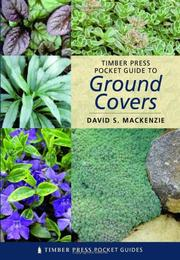Cover of: Timber Press pocket guide to ground covers