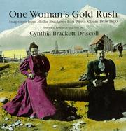 Cover of: One woman's gold rush