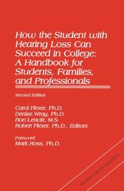 How the Student With Hearing Loss Can Succeed in College