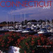 Cover of: Connecticut 2007 Wall Calendar