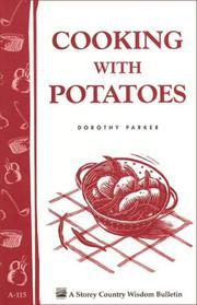 Cover of: Cooking with Potatoes: Storey Country Wisdom Bulletin A-115