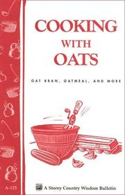Cover of: Cooking with oats |