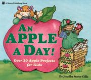Cover of: An apple a day!