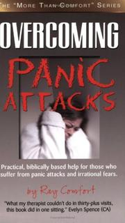 Cover of: Overcoming Panic Attacks | Ray Comfort