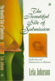 Cover of: The beautiful side of submission | Lela Johnson