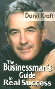Cover of: The Business Man