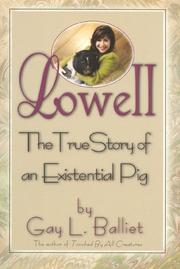 Cover of: Lowell
