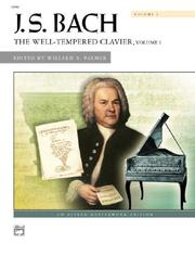 Cover of: J. S. Bach