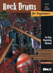 Cover of: Rock Drums for Beginners (Book & Cd) (National Guitar Workshop Arts Series)