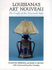 Cover of: Louisiana's art nouveau