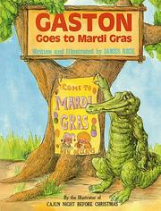 Cover of: Gaston goes to Mardi Gras