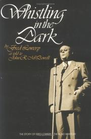 Cover of: Whistling in the dark