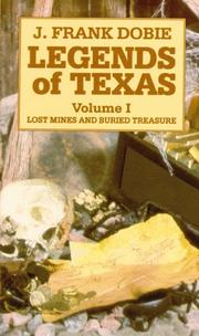 Cover of: Legends of Texas