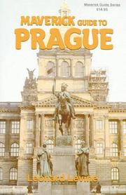 Cover of: Maverick guide to Prague