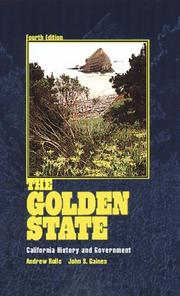 Cover of: The Golden State